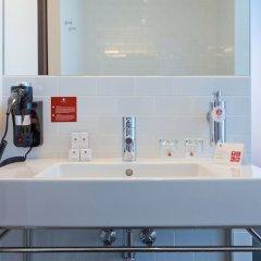 Отель AZIMUT Moscow Tulskaya (АЗИМУТ Москва Тульская) ванная фото 2