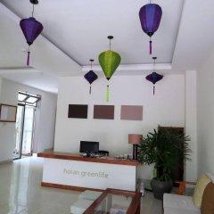 Отель Hoi An Greenlife Homestay Хойан интерьер отеля