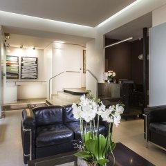 Отель Albe Saint Michel Париж комната для гостей фото 3