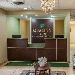 Отель Quality Inn Huntingburg с домашними животными