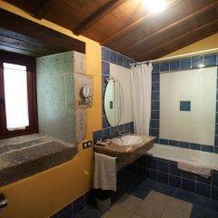 Отель Rectoral De Castillon ванная фото 2