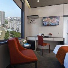 Hotel Boss Сингапур удобства в номере