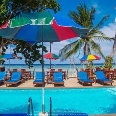 Отель Ko Tao Resort - Sky Zone бассейн фото 2