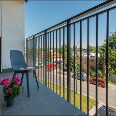 Апартаменты P&O Apartments Bakalarska балкон