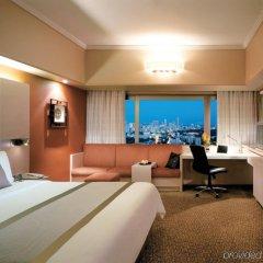 Отель Mandarin Orchard Сингапур комната для гостей
