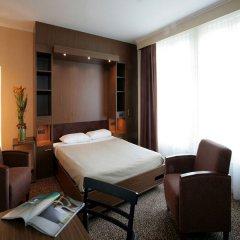 Отель Citadines Saint-Germain-des-Prés Paris Париж спа