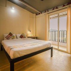 Отель OYO 17365 Home Peaceful 1BHK Mandrem Индия, Северный Гоа - отзывы, цены и фото номеров - забронировать отель OYO 17365 Home Peaceful 1BHK Mandrem онлайн комната для гостей