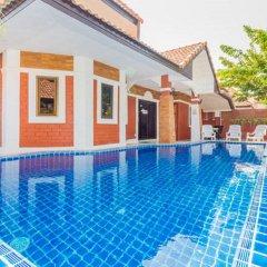 Отель Baan Kanittha - 4 Bedrooms Garden Villa бассейн фото 2