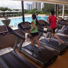 Отель Parkroyal On Beach Road Сингапур фитнесс-зал фото 2