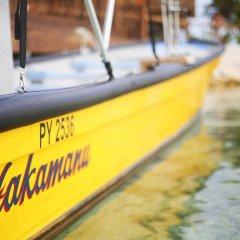 Отель Hakamanu Lodge Французская Полинезия, Тикехау - отзывы, цены и фото номеров - забронировать отель Hakamanu Lodge онлайн городской автобус