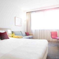 Отель Novotel Genova City Италия, Генуя - 6 отзывов об отеле, цены и фото номеров - забронировать отель Novotel Genova City онлайн комната для гостей фото 2