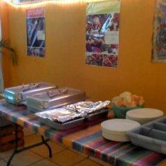 Отель Hostal Amigo Suites Мехико спа