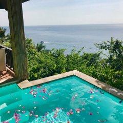 Отель Aminjirah Resort Таиланд, Остров Тау - отзывы, цены и фото номеров - забронировать отель Aminjirah Resort онлайн бассейн
