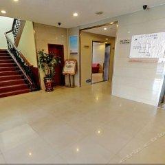 Отель Hanting Express Shijiazhuang Xinhua Road банкомат