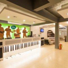 My Way Hua Hin Music Hotel интерьер отеля