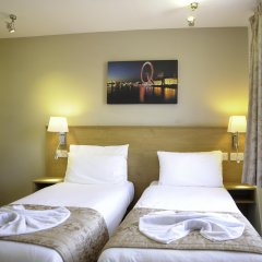 Kings Cross Inn Hotel комната для гостей