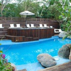 Отель Villas Sur Mer бассейн