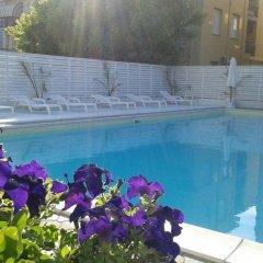 Hotel Villa Del Parco Римини бассейн фото 2