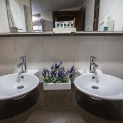 Panderma Port Hotel Турция, Эрдек - отзывы, цены и фото номеров - забронировать отель Panderma Port Hotel онлайн ванная фото 2