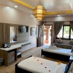 Отель Hai Au Mui Ne Beach Resort & Spa Фантхьет фото 3