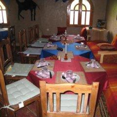 Отель Riad Aicha Марокко, Мерзуга - отзывы, цены и фото номеров - забронировать отель Riad Aicha онлайн питание фото 2