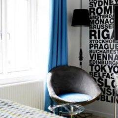 Отель Andersen Boutique Hotel Дания, Копенгаген - отзывы, цены и фото номеров - забронировать отель Andersen Boutique Hotel онлайн балкон