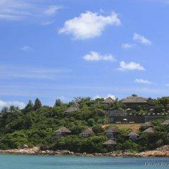 Отель Six Senses Samui пляж фото 2