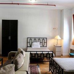 Отель NY Moore Hostel США, Нью-Йорк - 1 отзыв об отеле, цены и фото номеров - забронировать отель NY Moore Hostel онлайн комната для гостей фото 3