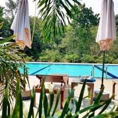 Отель Saji-Sami Шри-Ланка, Анурадхапура - отзывы, цены и фото номеров - забронировать отель Saji-Sami онлайн бассейн фото 2