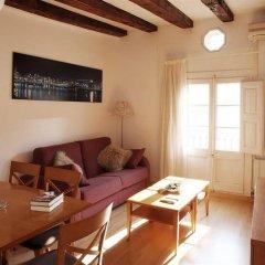 Отель MH Apartments Plaza Испания, Барселона - отзывы, цены и фото номеров - забронировать отель MH Apartments Plaza онлайн комната для гостей фото 5
