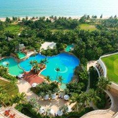Отель Grand Soluxe Hotel & Resort, Sanya Китай, Санья - отзывы, цены и фото номеров - забронировать отель Grand Soluxe Hotel & Resort, Sanya онлайн бассейн
