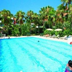 Отель Nergos Garden бассейн