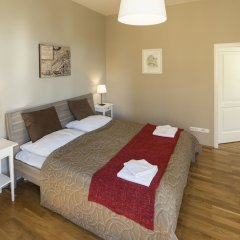 Апартаменты New Town - Apple Apartments комната для гостей фото 9