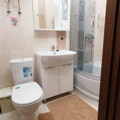 Гостиница Мини-Отель Карамболь в Сыктывкаре 1 отзыв об отеле, цены и фото номеров - забронировать гостиницу Мини-Отель Карамболь онлайн Сыктывкар ванная фото 2