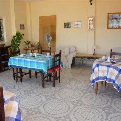Отель Casa Blues питание