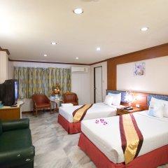 Chaipat Hotel комната для гостей
