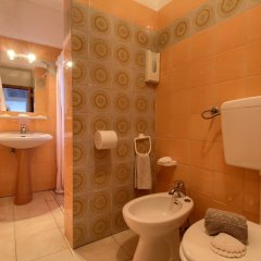 Отель Anna, Pool Residence Гальяно дель Капо ванная