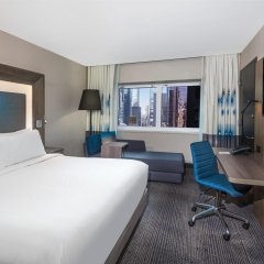 Отель Novotel New York Times Square комната для гостей фото 4