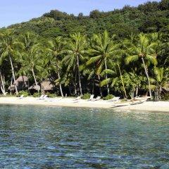 Отель Sofitel Bora Bora Marara Beach Hotel Французская Полинезия, Бора-Бора - отзывы, цены и фото номеров - забронировать отель Sofitel Bora Bora Marara Beach Hotel онлайн пляж