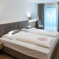 Отель Appartements Ferienidylle Gstrein Парчинес фото 5