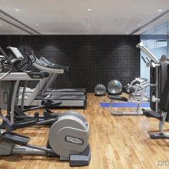 Отель ME London фитнесс-зал
