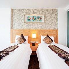 Bhukitta Hotel & Spa комната для гостей