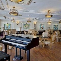 Отель Trendy Aspendos Beach - All Inclusive Сиде интерьер отеля