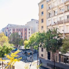 Апартаменты MH Apartments Sant Pau фото 3