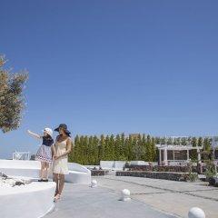 Отель Oia Sunset Villas Греция, Остров Санторини - отзывы, цены и фото номеров - забронировать отель Oia Sunset Villas онлайн фитнесс-зал фото 2