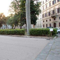Hotel D'Azeglio парковка