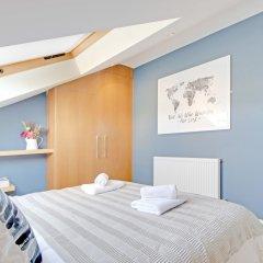 Отель Brighton Getaways - Panoramic Penthouse Великобритания, Хов - отзывы, цены и фото номеров - забронировать отель Brighton Getaways - Panoramic Penthouse онлайн комната для гостей