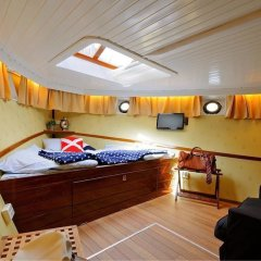 Отель Hotell M/S Monika Швеция, Стокгольм - отзывы, цены и фото номеров - забронировать отель Hotell M/S Monika онлайн в номере фото 2