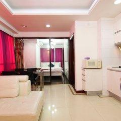 Отель Private Enjoyed Home JinYuan Apartment Китай, Гуанчжоу - отзывы, цены и фото номеров - забронировать отель Private Enjoyed Home JinYuan Apartment онлайн в номере фото 2