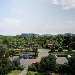 Апартаменты Dom And House Apartments Parkur Sopot Сопот парковка